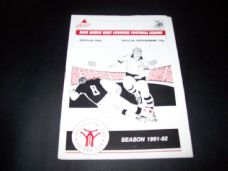 Westhoughton Town v Blackpool Mechanics, 1991/92